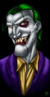 The Joker by TheRealSurge