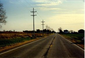 Lonesome Road by Jamesbaack
