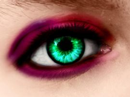 colorize eye by ceciliay