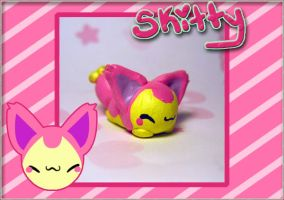 .:Skitty:. by PhantomCarnival
