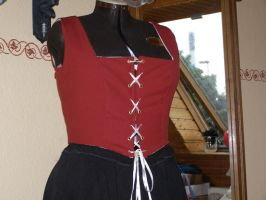 WIP Bodice - new LARP costum? by lyhaire