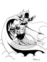 Batman by tonyperna