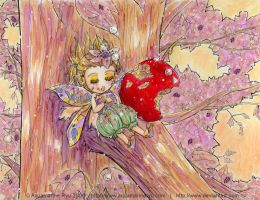 + Punk Apple Fairy - Color + by Glittercandy
