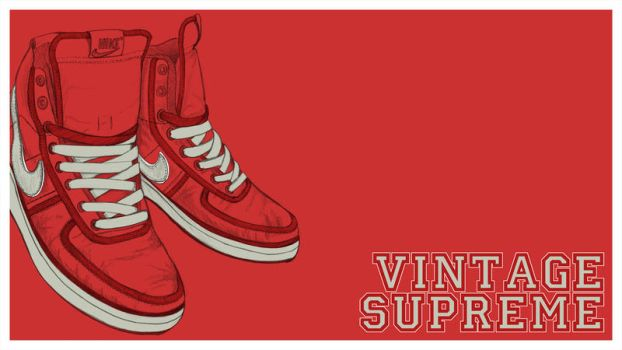 Vintage Supreme by EddLi
