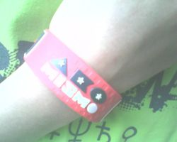 ChUii wRistbAnd by MystEryuNwanTed