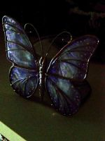 Butterfly Candle Holder1 by effing-stock