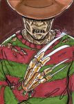 31Cards: Freddy Krueger by AtlantaJones