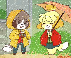 Rainy Days by Jackie-lyn
