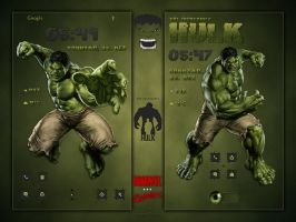 Huawei Ascend Mate Hulk by Agamemmnon