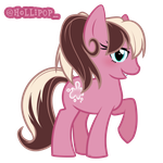 Hollip0p_ - Pony OC by Shellahx
