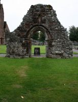Sweetheart Abbey 3 by GothicBohemianStock