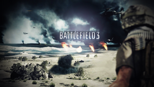 Battlefield 3 Wallpaper by PT-Desu