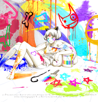 saturated mind by momijigirl