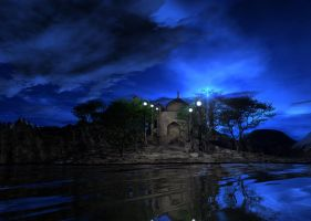 The temple by x4