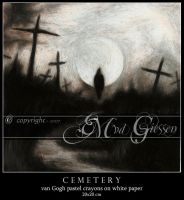 Cemetery drive by mcr-raven
