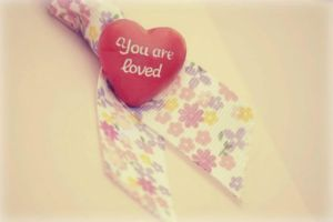 You are loved by bridgetbright