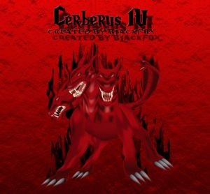 Cerberus -Gatekeeper of Hell-