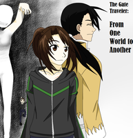 The Gate Traveler: Cover 1 by AvionVadion2