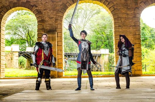 Dragon Age Keepers Photoshoot 03 by lpfaintgirl