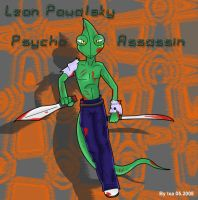 Teh Great Leon by Ixa-Chan