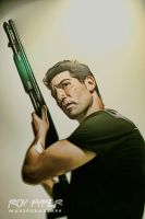 The Walking Dead: Shane: Crayon Re-Edit by nerdboy69
