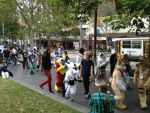 ConFurgence 2015: Fursuit parade (6) by EagleIronic