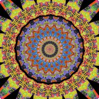 Psy mandala 8 by cl502