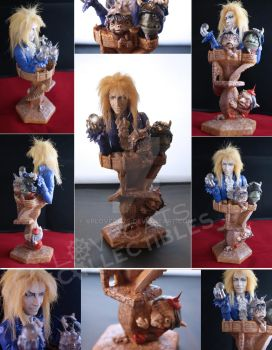 Labyrinth Figure by vrlovecats
