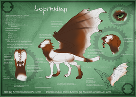 Loprixidian Reference 1.0 by Xenonith