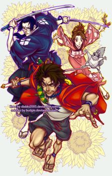 battle cry the art of samurai champloo pdf
