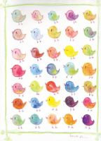 colourpattern birds by Cinnamon6