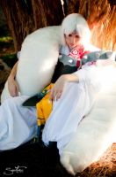 InuYasha - At Rest by EveilleCosplay
