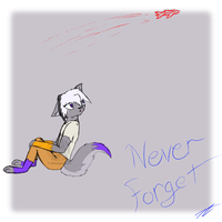 Never Forget by D0ra0g0n