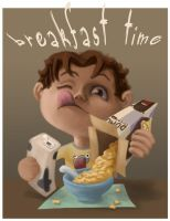 .: breakfast time :. by monito