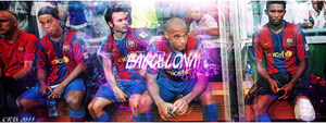 Barcelona Star Signature v1 - 2011 by CrisEXP