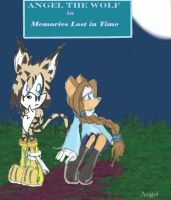 Memories Lost in Time Cover1 by JurieWolfie