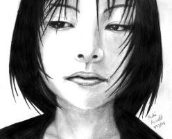 Asian Girl Vol. 1 by animegamer001