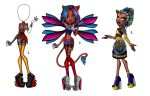 Monster high Adopts (1/3 OPENED) by Sandforest