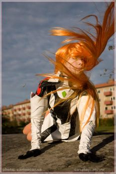 Elhaym -Elly- from Xenogears by CosplayMeuw