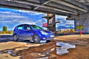 High Dynamic Range second try by yoman3d