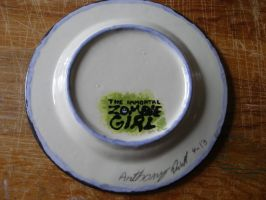 Zombie Girl Plate 06 Back by Gummibearboy