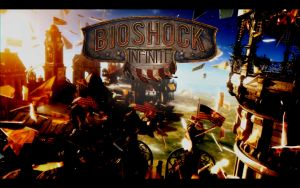 BioShock Infinite Wallpaper 2 by C12ASH