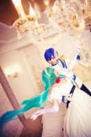 Cendrillon - the Waltz by Phoenixiaoio