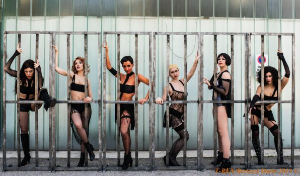 Chicago - Cell Block Tango by LadyGiselle