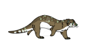 Otter adopt .:CLOSED:. by OokamiAdopts