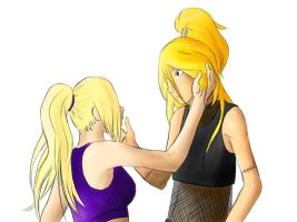 There for You Dei x Ino by Hinata-nee-chan