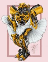 Bumblebee :D by LeFreaks
