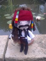 Jack Sparrow - COMMISSION by AshFantastic