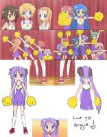 Lucky Star Costume Design by dimensioncr8r