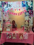 My AA Booth! by pommelapin
